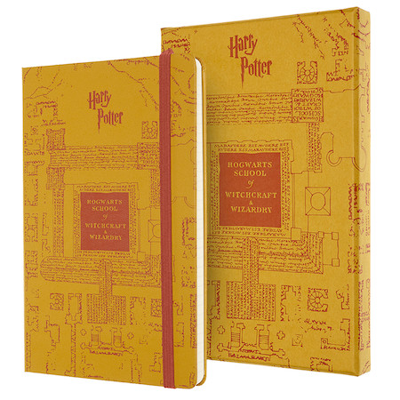 Moleskine Harry Potter Large Notebook Collector's Edition Boxed