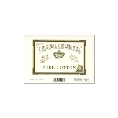 Original Crown Mill Pure Cotton Lined Envelopes C6