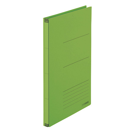 PLUS Zero Max A4 Folder Wide Green