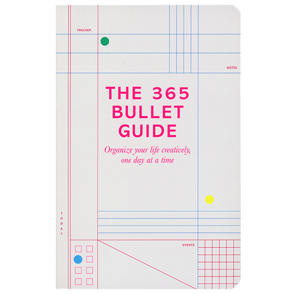 The 365 Bullet Guide - Zennor Compton
