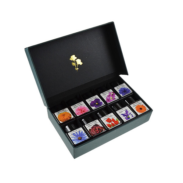 Diamine Flowers Collection Ink Bottle Set