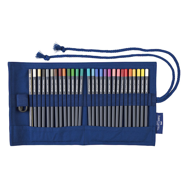 Faber-Castell Goldfaber Colour Pencil Roll