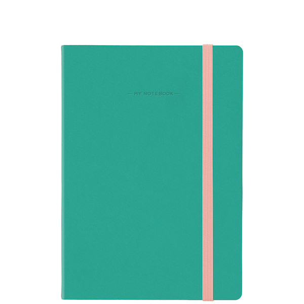 Legami My Notebook Dotted Turquoise