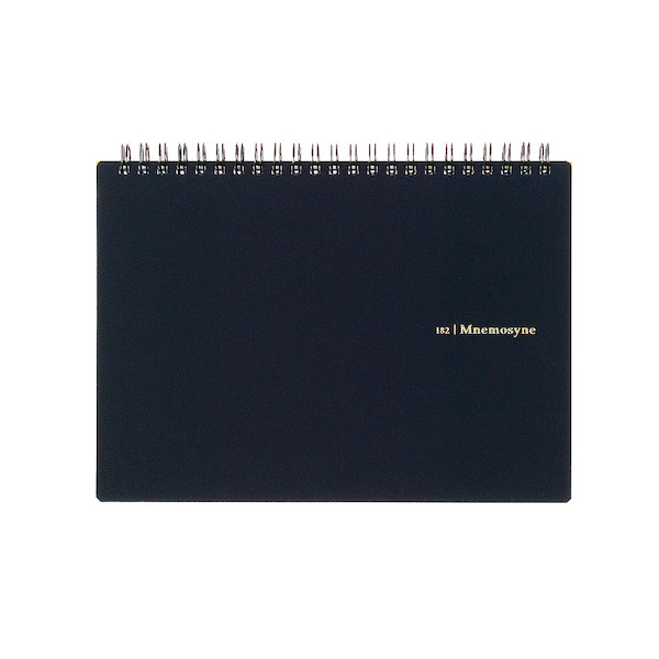 Mnemosyne 182 Creative Notebook Squared A5