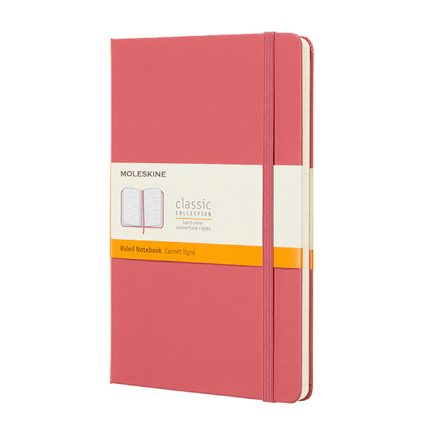 Moleskine Classic Collection Large Notebook 135x210 Daisy Pink