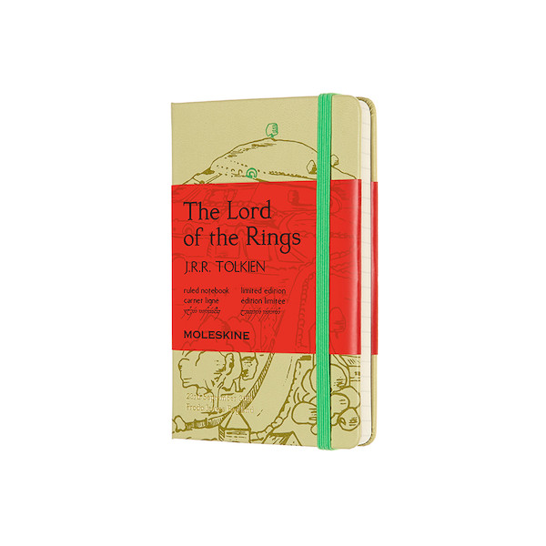 Moleskine Lord of the Rings Pocket Notebook Limited Edition Shire
