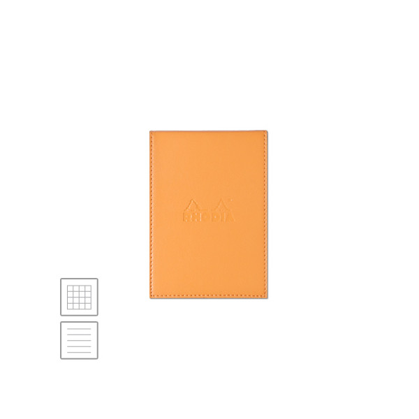 Rhodia ePure Notepad Cover No.12 95 x 130 Orange