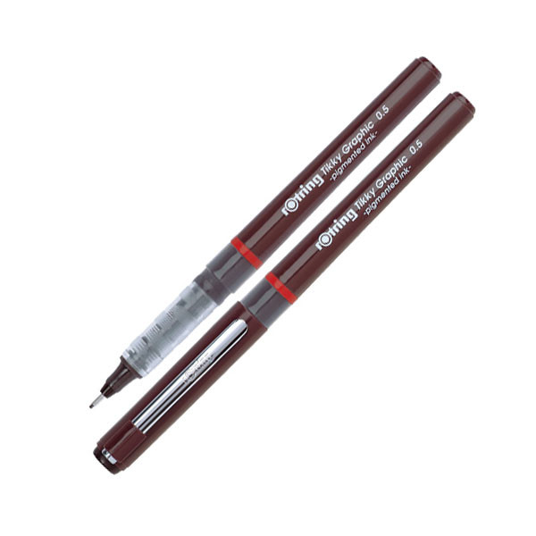 rotring Tikky Graphic Drawing Pen