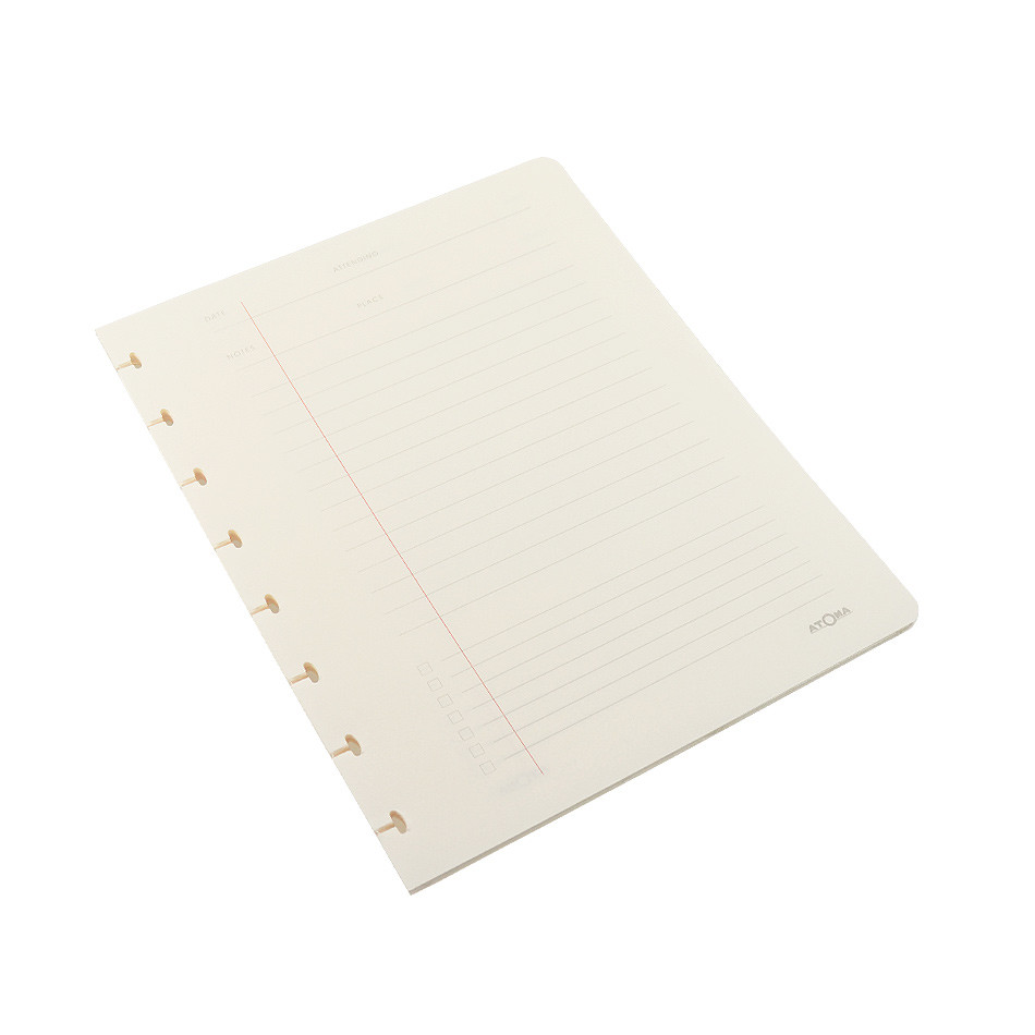 Atoma Meeting Book Refill A5