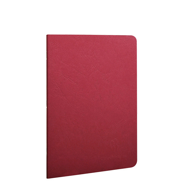 Clairefontaine Age Bag Staplebound Notebook A5