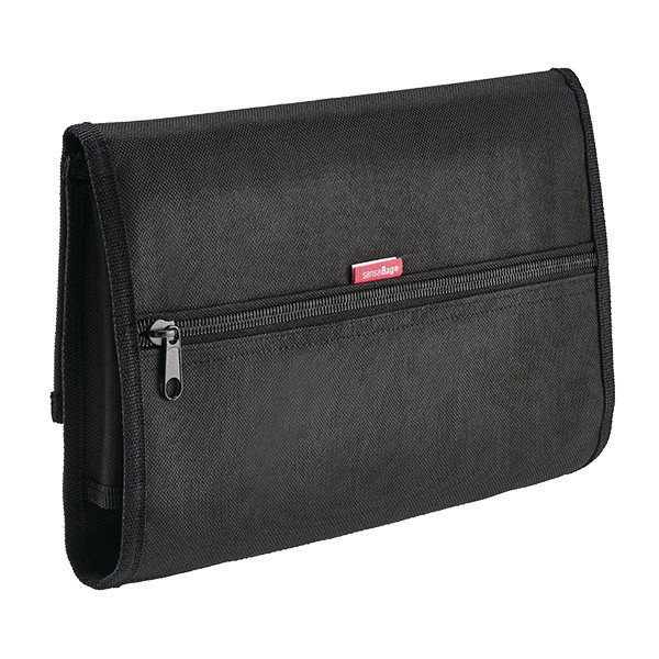 senseBag Wallet for 24 Markers Black