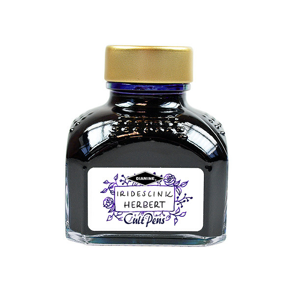 Cult Pens Iridescink by Diamine 80ml