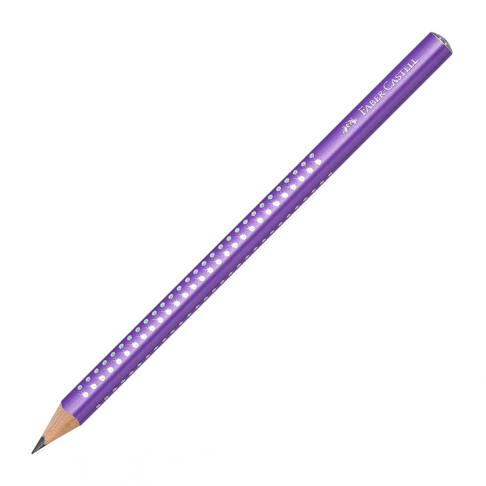 Faber-Castell Jumbo Sparkle Pencil