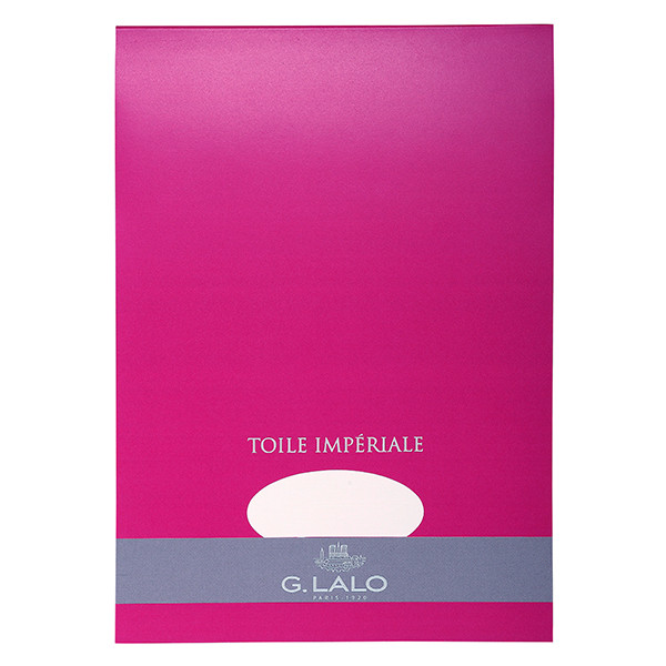 G Lalo Toile Imperiale Writing Pad A4