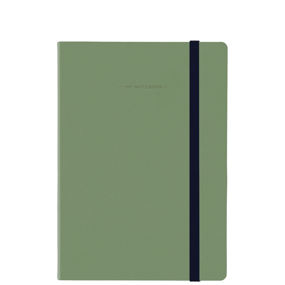 Legami My Notebook Dotted Vintage Green
