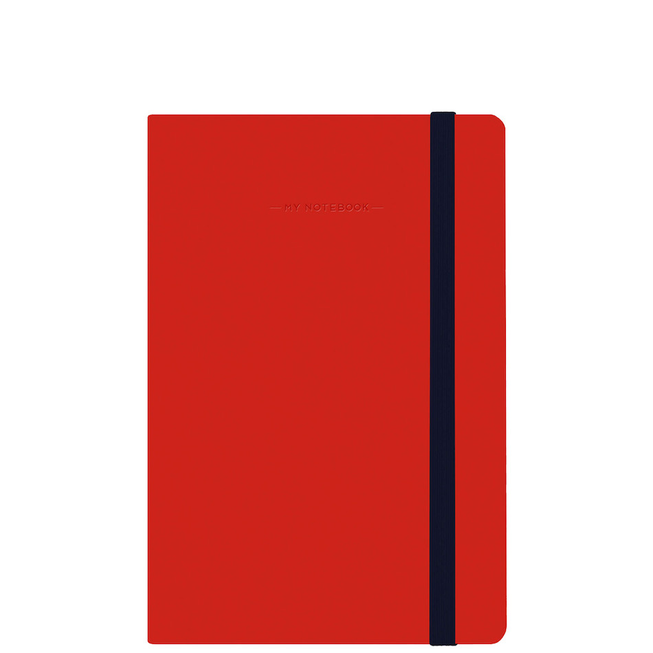 Legami My Notebook Medium Red