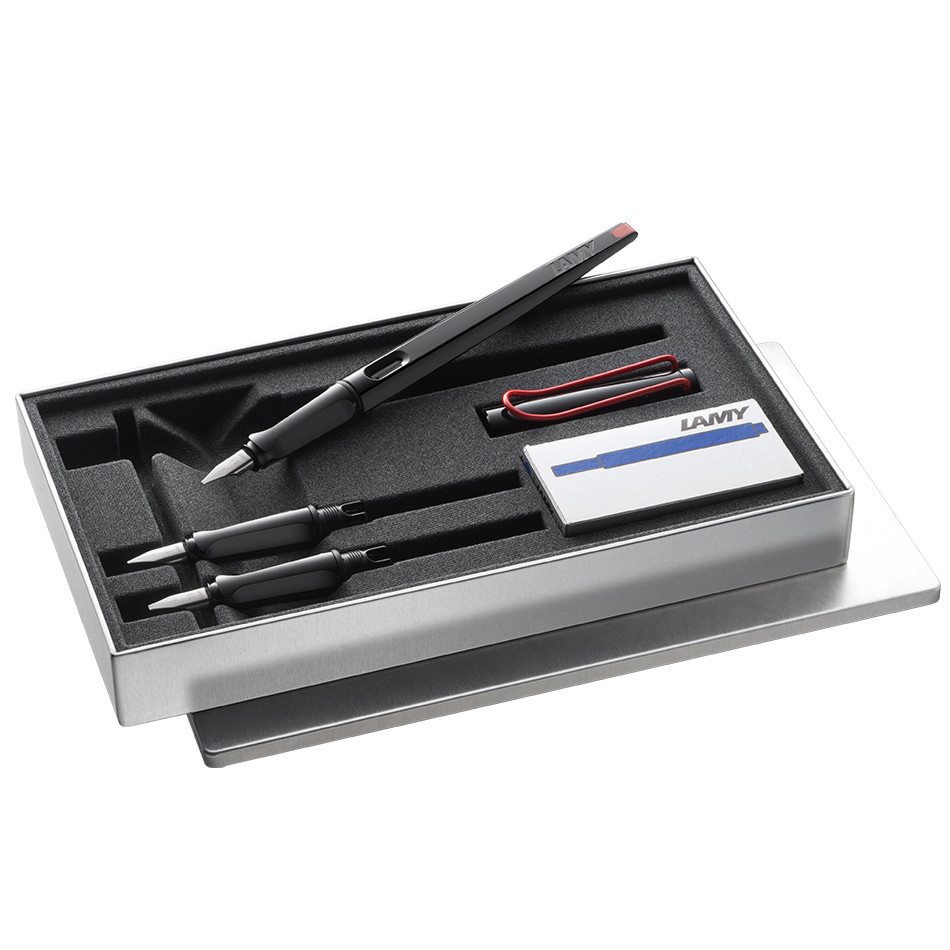 Lamy joy Fountain Pen Calligraphy Gift Set | Cult Pens