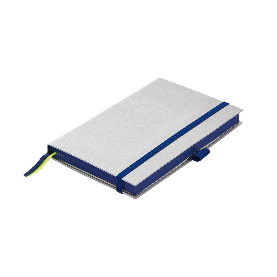 Lamy paper Notebook Hardcover A6 Ocean Blue Trim