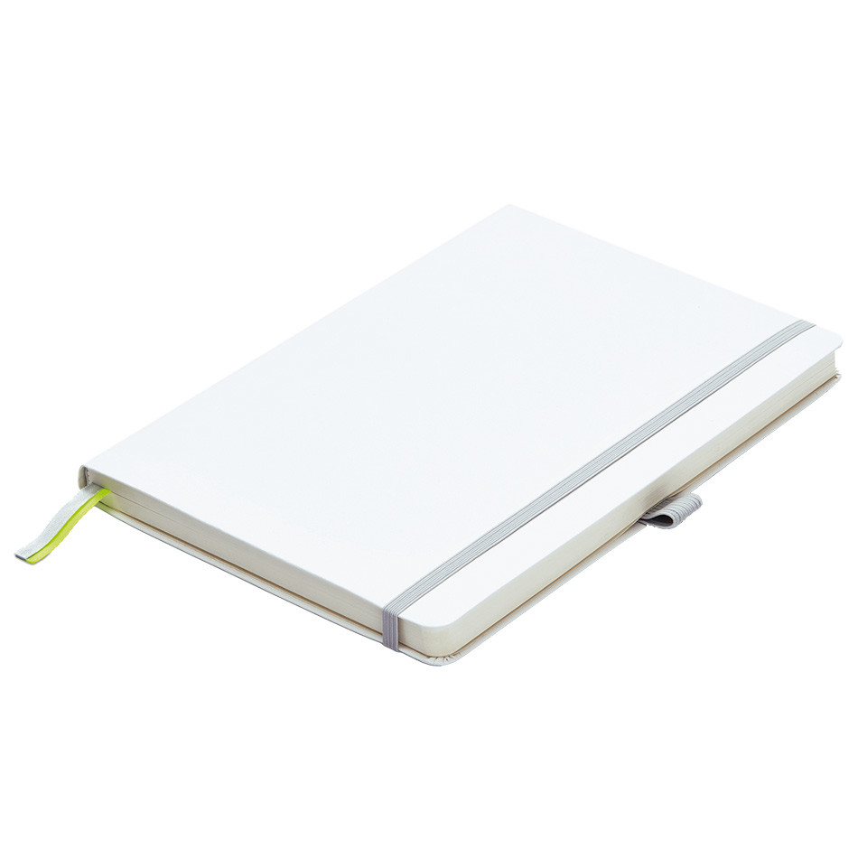 Lamy paper Notebook Softcover A5 White