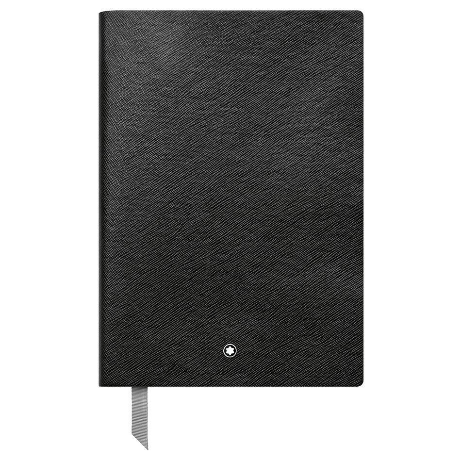 Montblanc Fine Stationery Notebook Black Lined