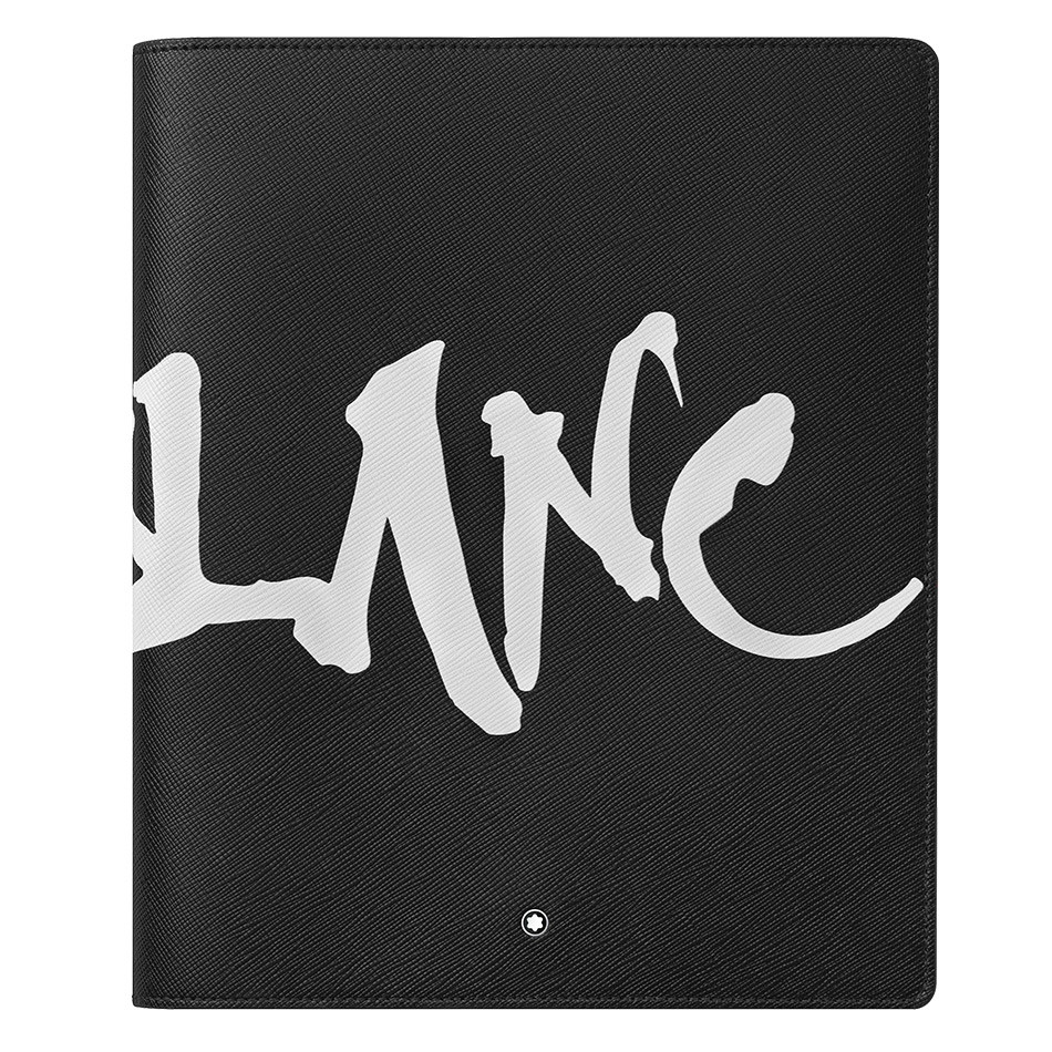 Montblanc Sartorial Calligraphy Notebook Holder