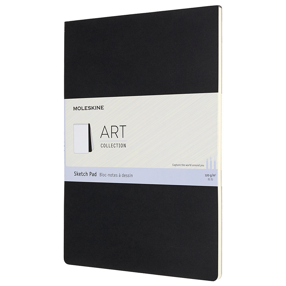 Moleskine Art Plus Sketch Pad A4 Black