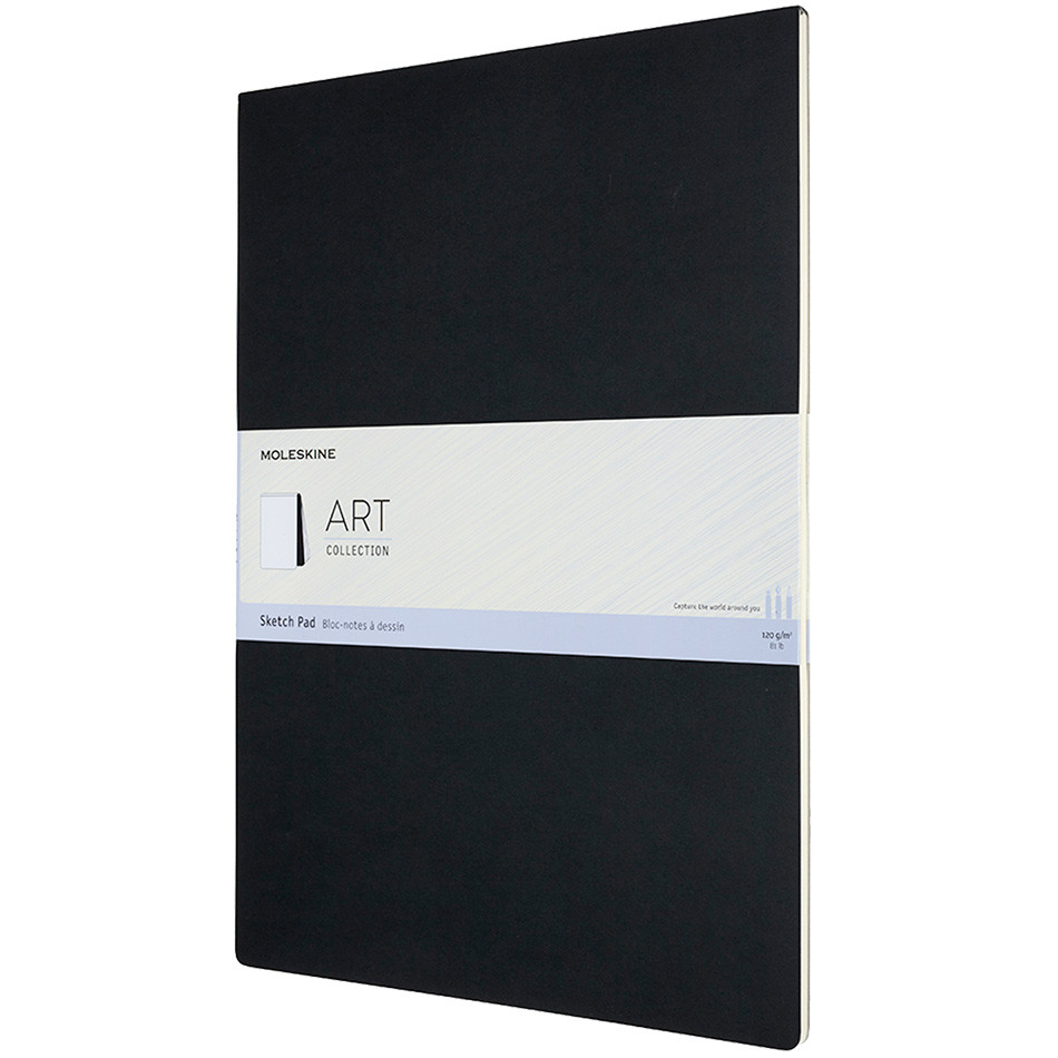 Moleskine Art Plus Sketch Pad A3 Black