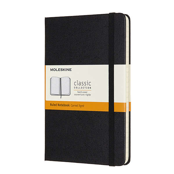 Moleskine Classic Collection Large Notebook Black Promotion