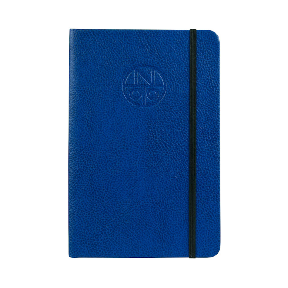Onoto A5 Leather Notebook Royal Blue