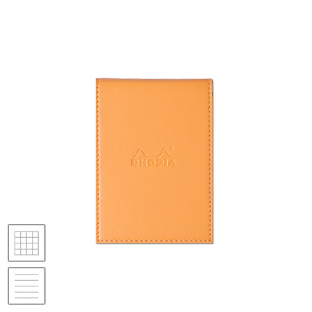 Rhodia ePure Notepad Cover No.11 84 x 115 Orange
