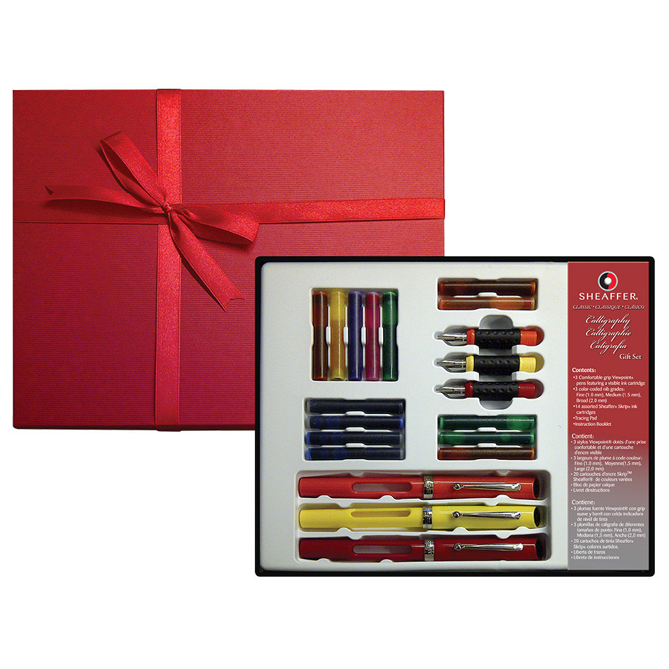 Sheaffer Viewpoint Calligraphy Gift Set Cult Pens