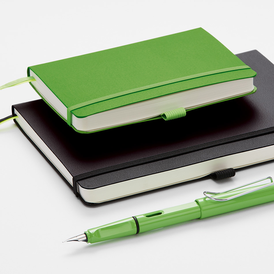 Lamy Paper Notebook Soft Cover A5 Green