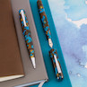 Conklin All American Fountain Pen Southwest Turquoise