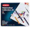 Derwent Watercolour Pencils Tin of 24