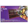 Derwent Studio Pencils Wooden Box of 72
