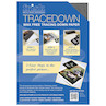 Frisk Tracedown A3 5 Sheets Graphite
