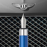 Graf von Faber-Castell For Bentley Fountain Pen Sequin Blue
