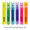 Legami Mini Highlighter Set of 6
