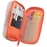 Lihit Lab Smart Fit Small Double Pen Case