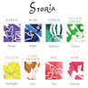 Sailor Storia Bottled Pigment Ink