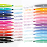 Tombow Twin Tone Dual Tip Marker Set of 12